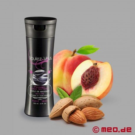 Voulez-Vous ... Massage Oil Almond Peach