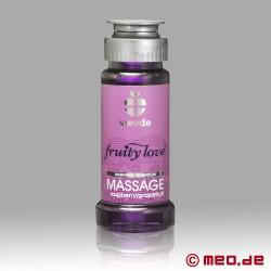 Swede - Fruity Love Massageöl - Himbeere & Grapefruit