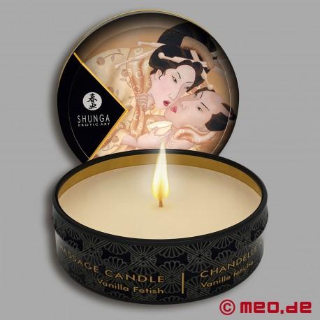 Massagekerze Shunga - Vanille