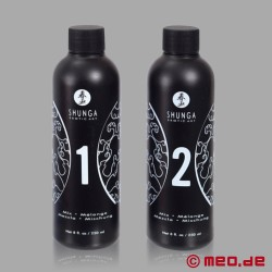 Shunga Massage Gel Strawberry & Champagne