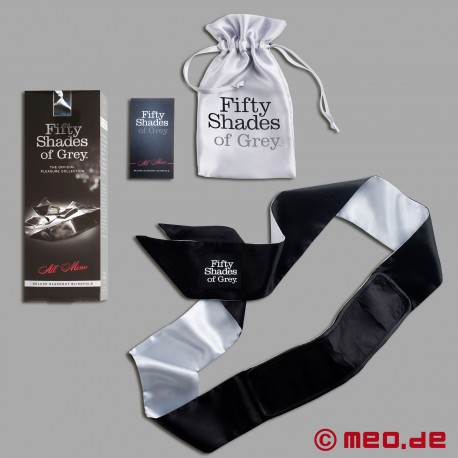 FSOG - Satin Deluxe Blindfold