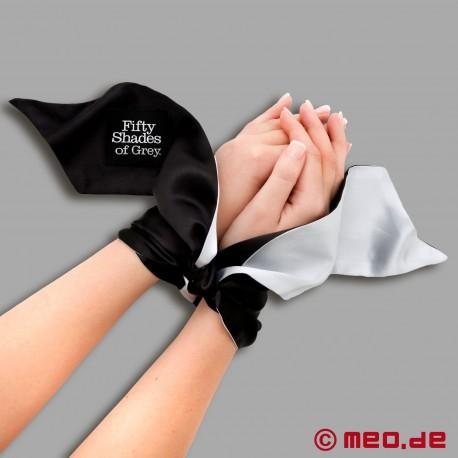 FSOG - Satin Restraint Wrist Tie