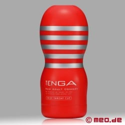 Tenga Original Vacuum - Deep Throat Cup