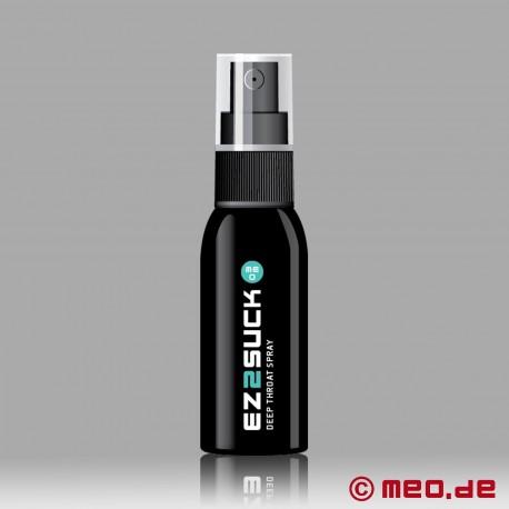 EZ2SUCK Deep Throat Spray pour faire une super bonne pipe