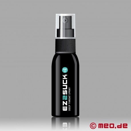 EZ2SUCK Spray Deep Throat per rapporti orali profondi
