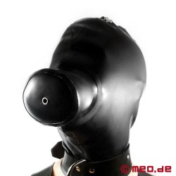 Breath Control Rubber Hood