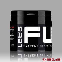 LET'S FUCK EXTREME - Desensitizing Fisting Cream