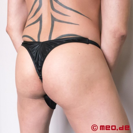 Supercharged Thong mit Buttplug
