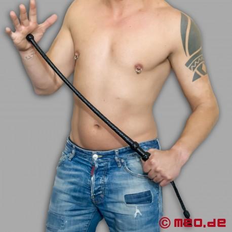 HURTME: Spanking Leather Stick Minos