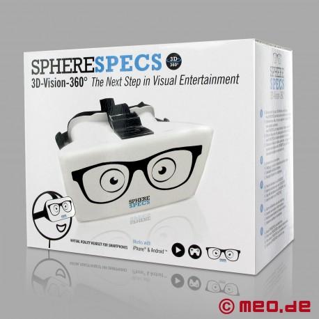Virtual Reality Headset 3D-360
