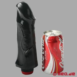 Huge Vibrating Stud Dildo