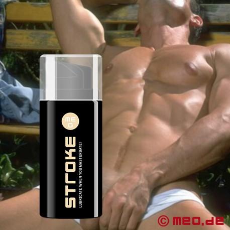 STROKE Masturbation Cream - Lubricate when you Masturbate