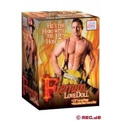 Liebespuppe MEO Fireman