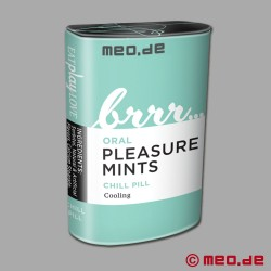 Oral Pleasure Mints - MEO Pfefferminzbonbons