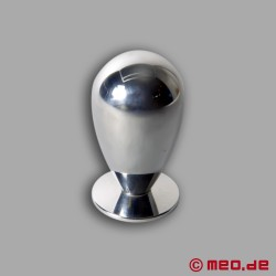 Amoremeo Single Shot Buttplug aus Metall