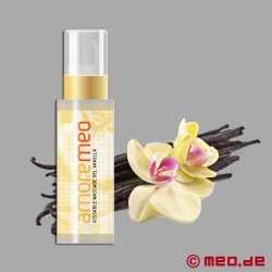 Gel de massage intime d'AMOREMEO - Vanille