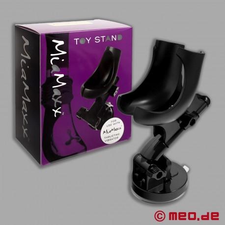 MiaMaxx – Supporto combinato da parete e pavimento per le macchine per fottere