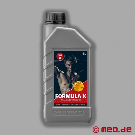 FORMULA X Hybrid - 1 litro di gel lubrificante in tanica