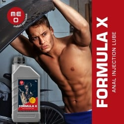 FORMULA X Hybrid - 1 litre of lubricant oil in the canister