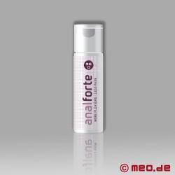 Gel lubrificante ANALFORTE per rapporti anali senza dolore.