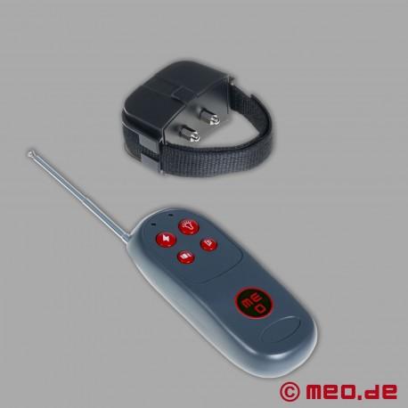 COCK SHOCK : Cockring elettrico con telecomando