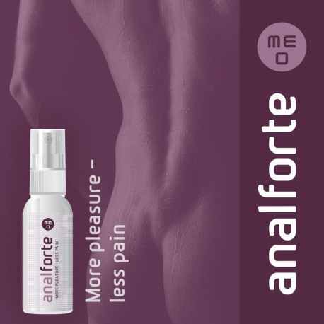 ANALFORTE spray anale per un rapporto rilassato