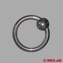 CAZZOMEO - Glans ring with ball