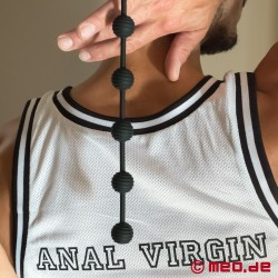 Silicone Anal Beads ANAL VIRGIN