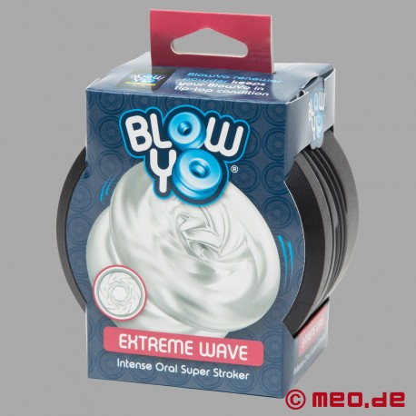 Accarezzatore orale super onda di BlowYo