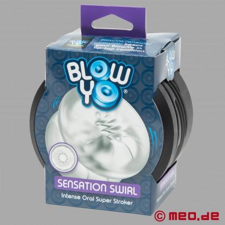 Accarezzatore orale super sensazioni vortice di BlowYo