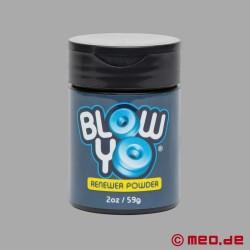 Poudre d'entretien pour masturbateur BlowYo