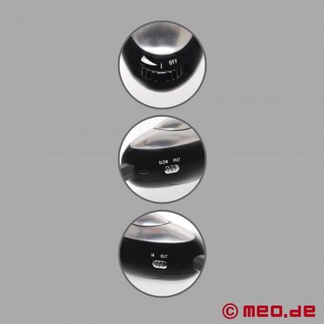 Elektrosex Nippelklemmen mit Fernbedienung