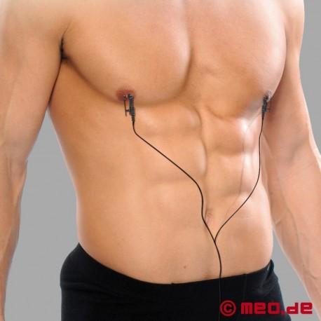 Pinces à tétons pour l'électrosexe – Pinces à tétons pour l'électrostimulation