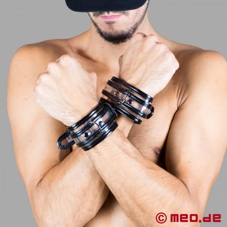 Vinyl Wrist Cuffs TOKYO
