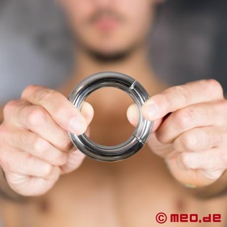Anello fallico a forma di Donut con magnete Oh So Easy
