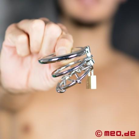 Dispositif de chasteté « Kalis Teeth » NoPacha x du Dr. Sado