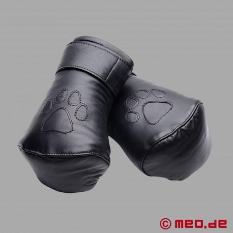 Zampe per human pup - guanti senza dita a forma di zampa