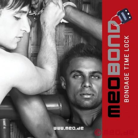 Bondage Handfesseln New York mit MEOBOND Zeitschloss