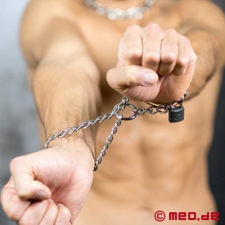 "Macho-Halsband ""Bondage-Fessel"""