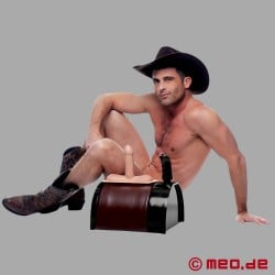 RODEO - Fuck machine with saddle