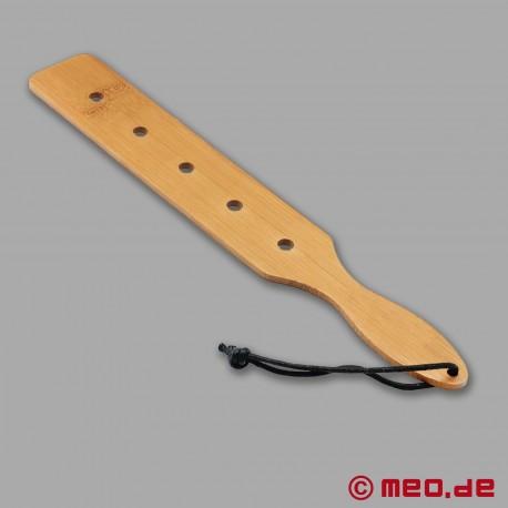 HURTME Schlankes Bambus Spanking Paddle