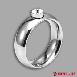 CAZZOMEO Electro Cock Ring - Electrosex penis ring