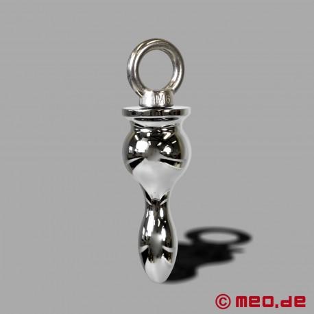 AMOREMEO Anal Tickler - Buttplug aus Metall
