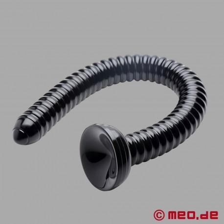Ana(l)conda - 50 cm Rillen-Analschlange – sehr langer Dildo