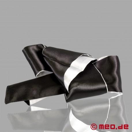 Fascia bondage realizzata in raso di seta