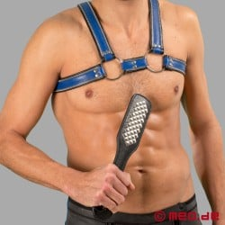 Brutus Paddle - Leather slapper with rivets