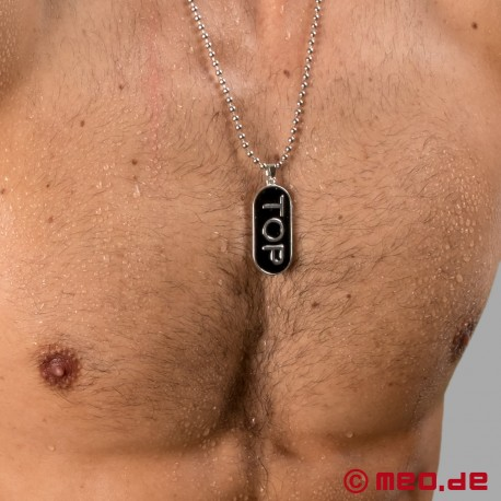 Collana TOP – Collare da Uomo con Ciondolo
