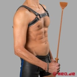 Brown riding crop from Dr. Sado by MEO®