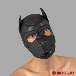 Bad Puppy Neoprene Hood - black