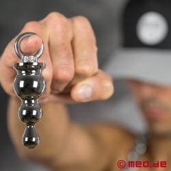 AMOREMEO Anal Pleaser - Buttplug aus Metall